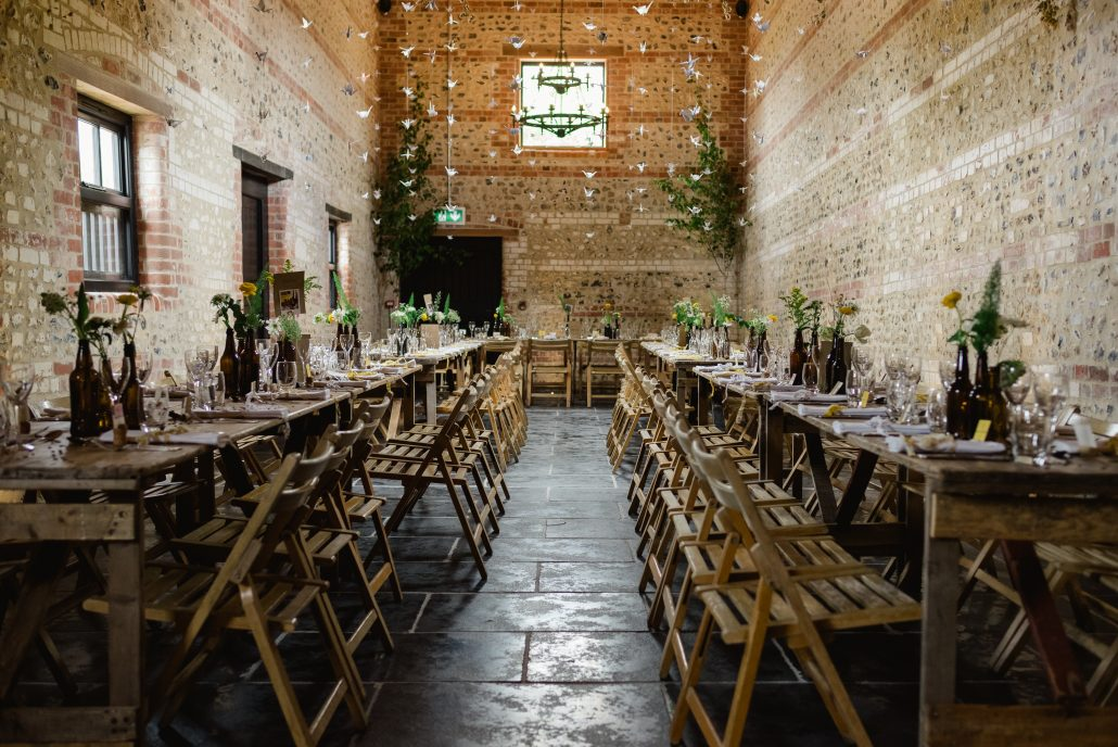 The Gathering Barn Wiltshire